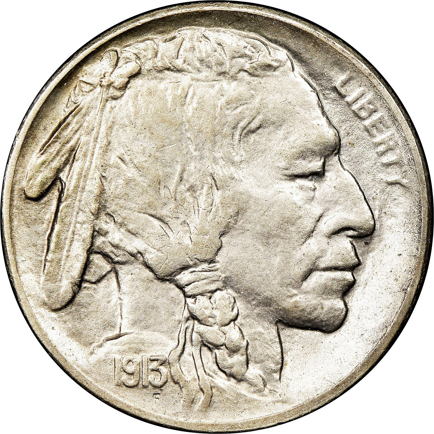 US Buffalo Nickel